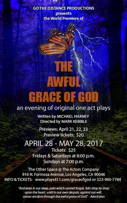 The Awful Grace Of God | Theater | Michael Harney | Mark Kemble