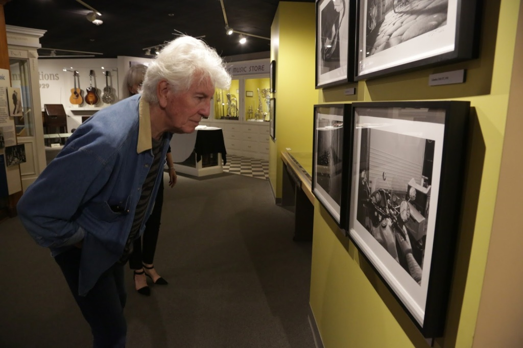 GrahamNash NAMM Museum | Museum News 2017 | Hollywood News 2017