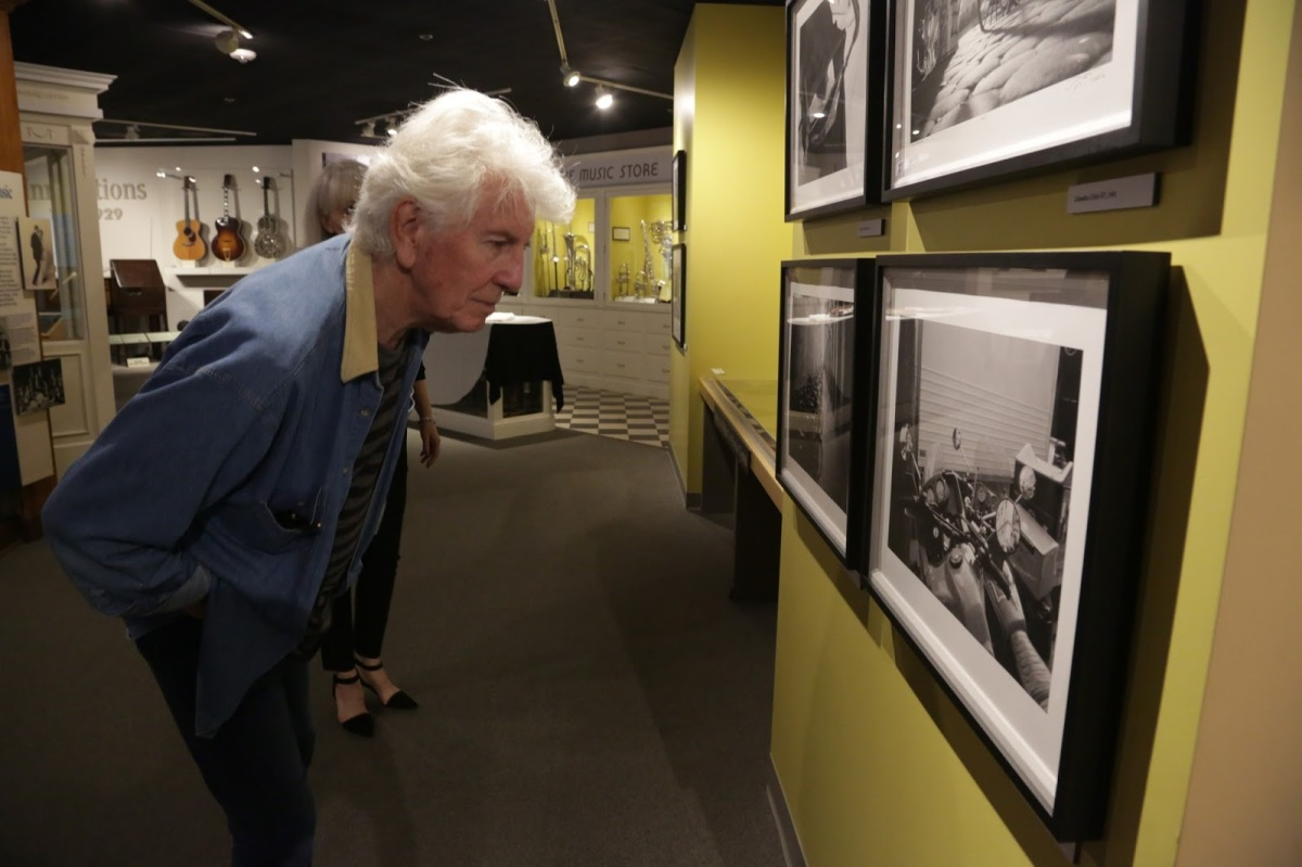 """An Evening with Graham Nash"" helps bring in 70K for NAMM's Museum of Making Music"