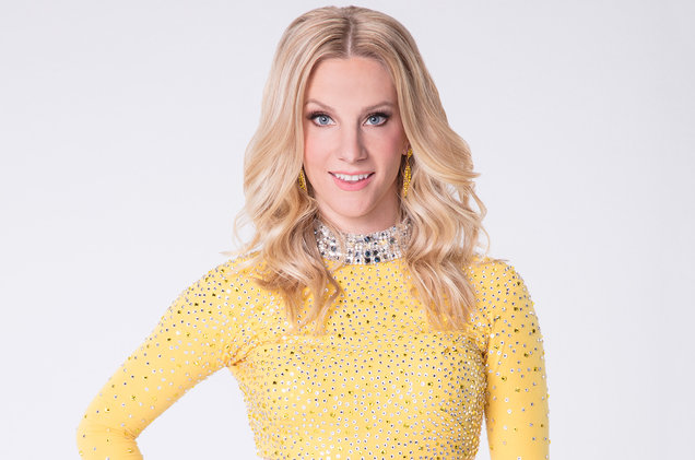 Heather Morris | DWTS 2017 | TV News 2017