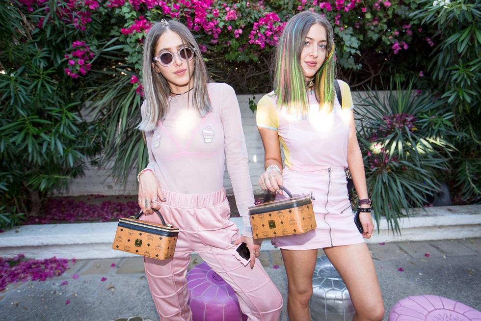 MCM Coachella 2017   Fashion News 2017   Music News 2017