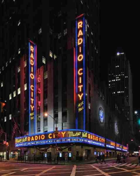 Radio City Music Hall | Tony Awards 2017