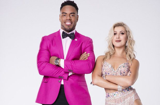 Rashad Jennings | Dancing With The Stars 2017