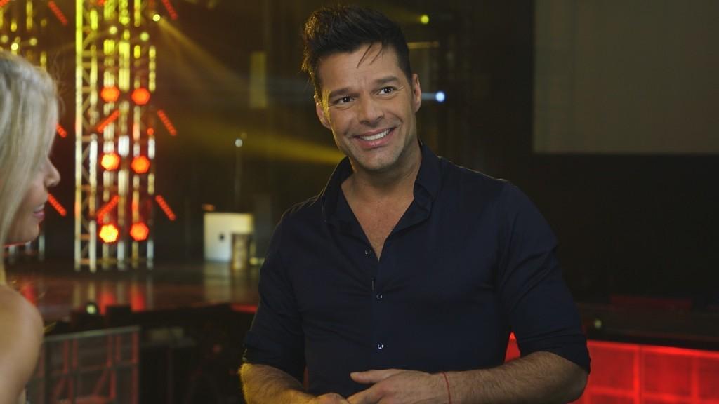 Ricky Martin CBS Sunday Morning   Entertainment News 2017   Celebrity News 2017   Celebrity Gossip