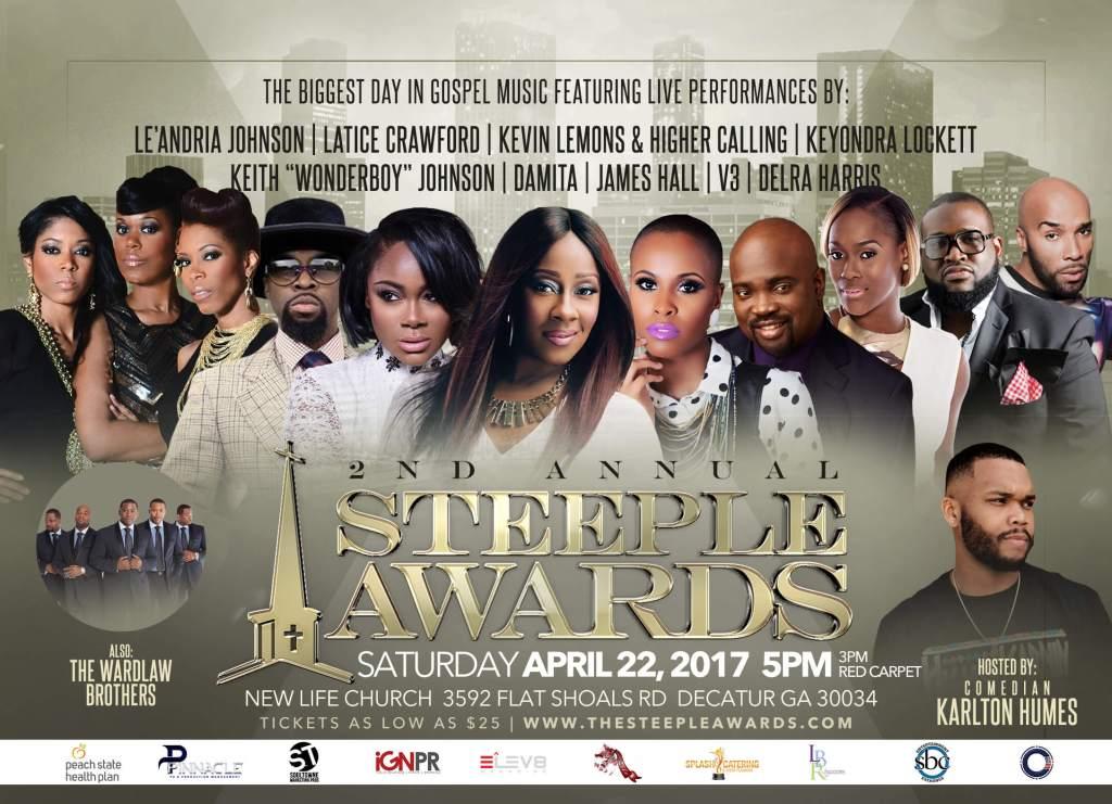 Steeple-Awards-2017 | Music News 2017 | Gospel Music Concert 2017