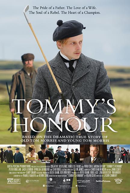 Tommy's Honour | Tom Morris | Golf Movie | New Movie | New Movies 2017