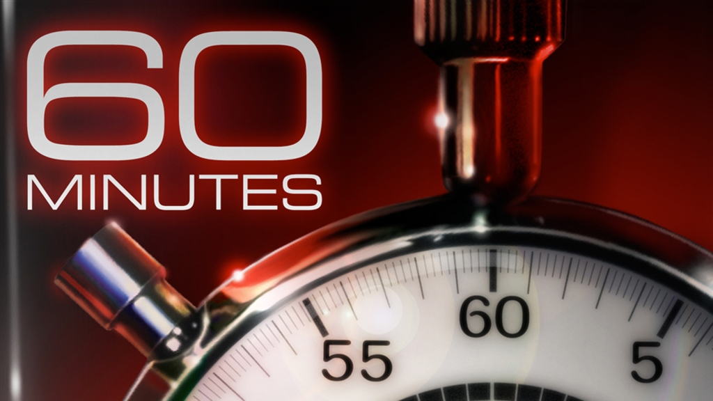 60 Minutes   Hollywood News 2017   TV News 2017