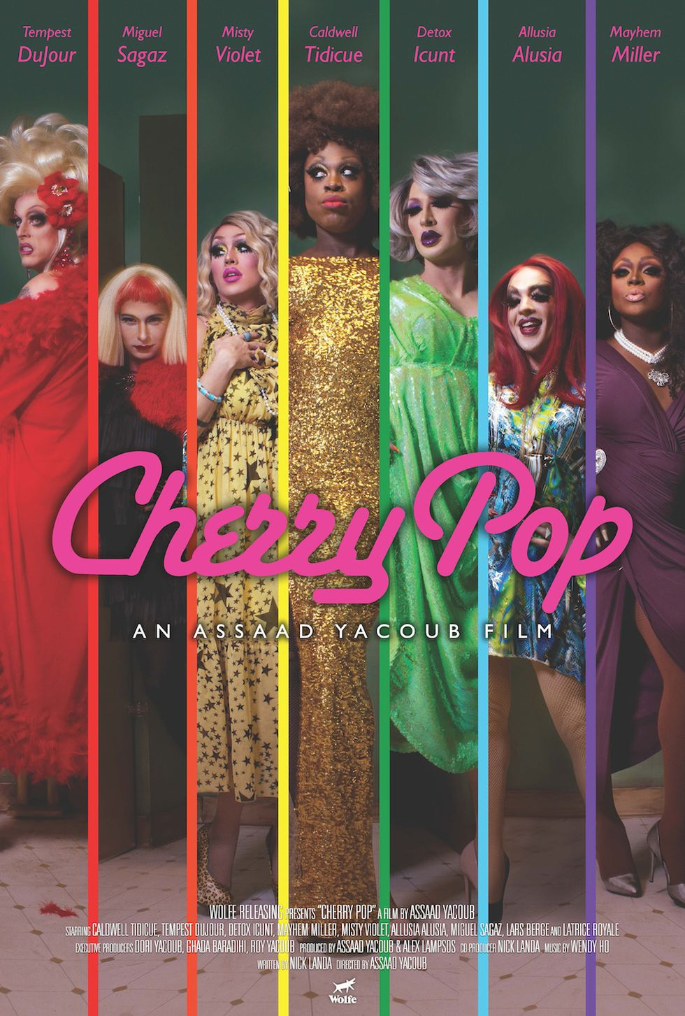 CHerry Pop Cherry Pop Caldwell Tidicue 2017