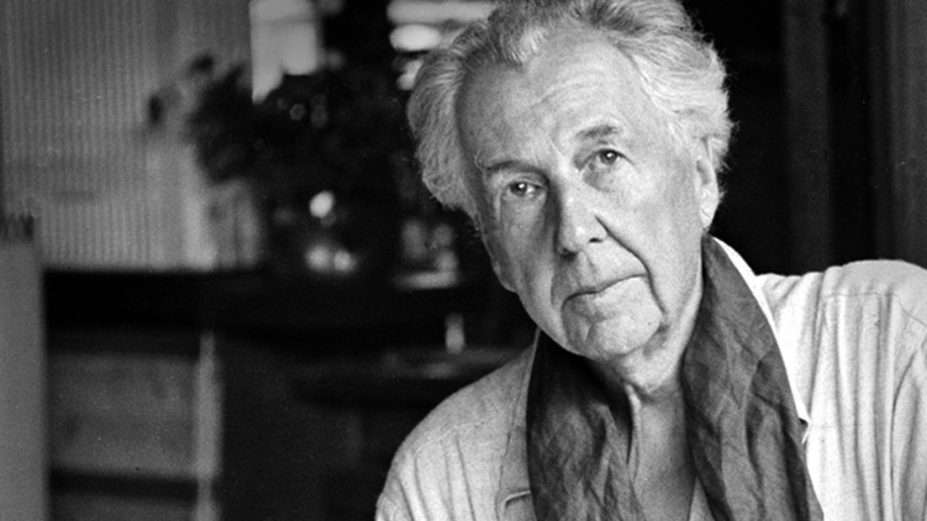 Frank Lloyd Wright Architect Anniversay