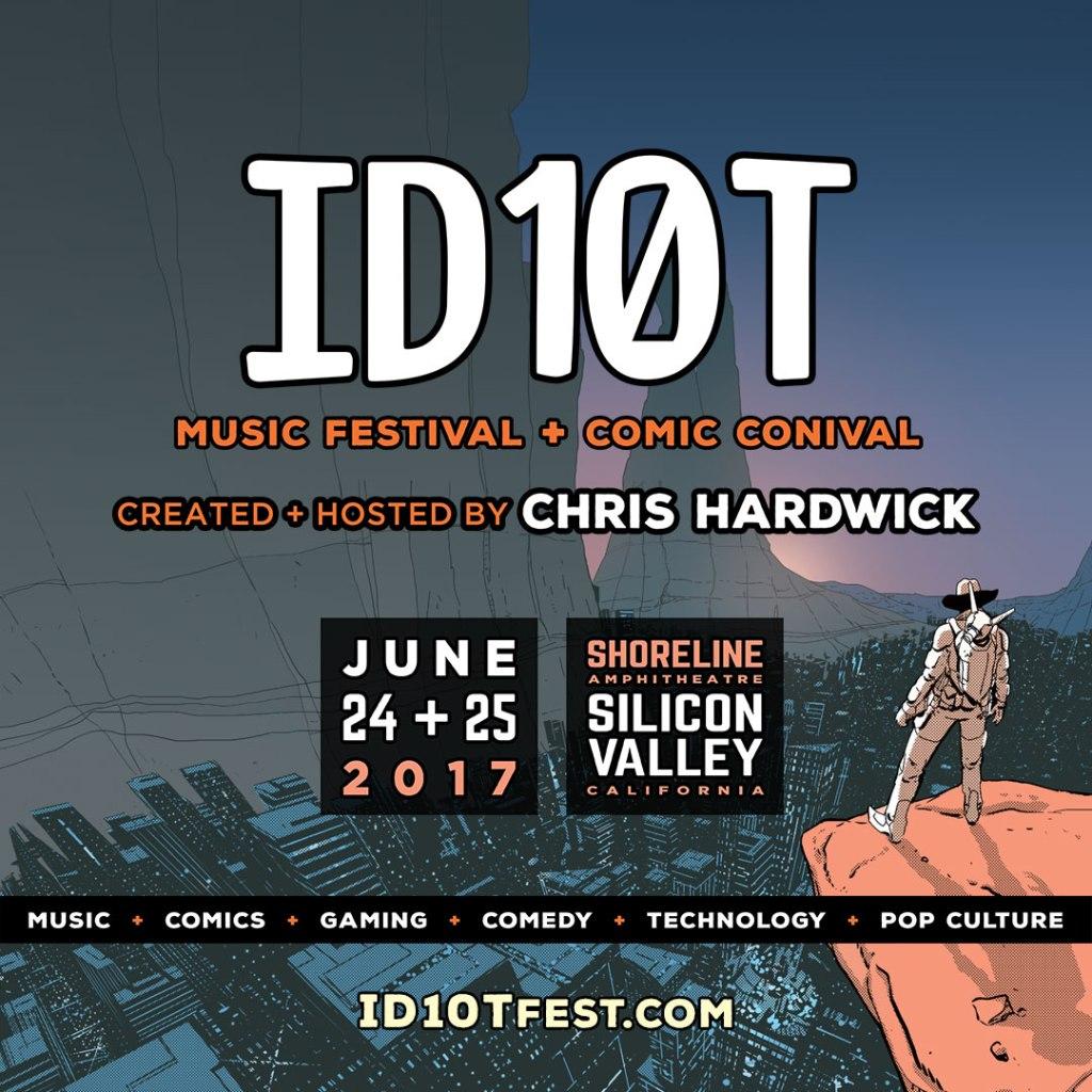 ID10T Music Festival 2017 | Music Festival 2017