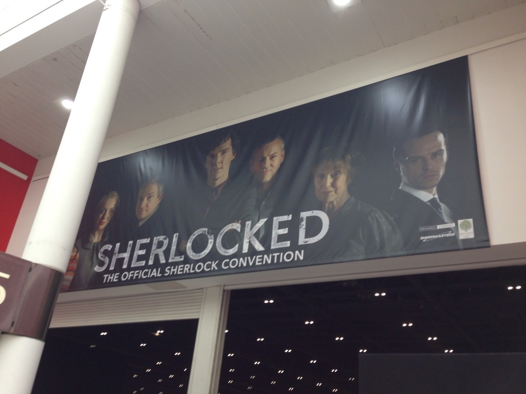 THe Official Sherlock Convention