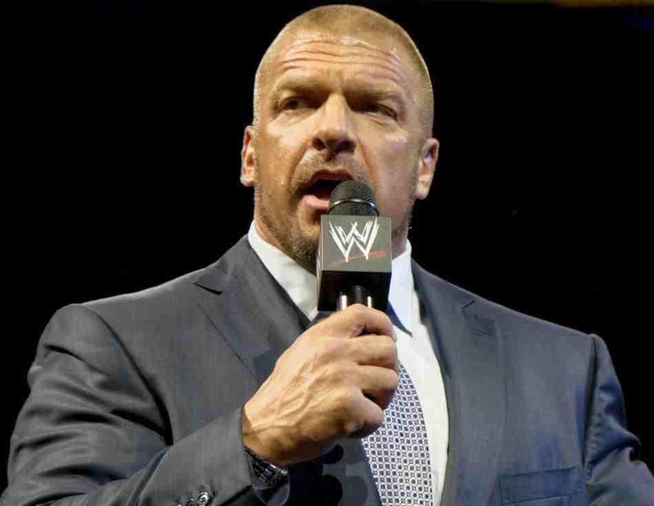 Triple H | Celebrity Charity News 2017 | WWE