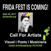 3rd Annual Frida Kahlo Art & Music Festival