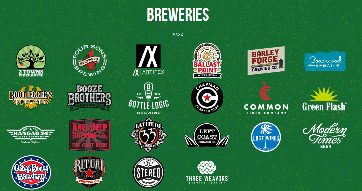 KLOS High & Mighty Breweries