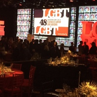 LA LGBT Vanguard Awards 2017 Hosted by Jimmy Kimmel, Presented at the Beverly Hilton