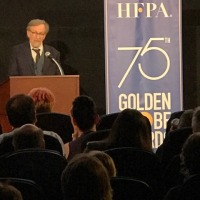 "HFPA, Film Foundation, And American Cinematheque Screen ""A Face in the Crowd,"" Introduced by Steven Spielberg"