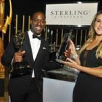 First look at Emmy winners with Sterling Vineyards in the Winners Circle at the Governors Ball