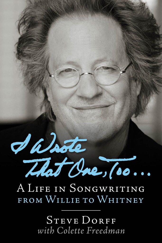 'I Wrote That One, Too' Book by SteveDorff