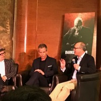 Gary Oldman Visits the Queen Mary For Darkest Hour Event