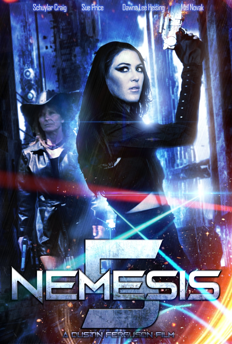 Noted Cult Filmmaker Dustin Ferguson Unveils New Trailer for Nemesis 5: The New Model