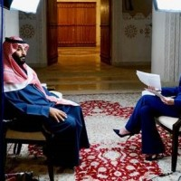 Saudi Arabia's Crown Prince Mohammed Bin Salman Talks to Norah O'Donnell Sunday 60 Minutes