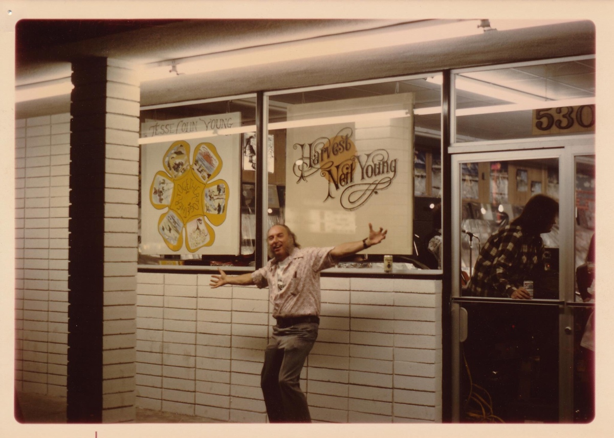 Tower Records Founder Russ SolomonR.I.P.