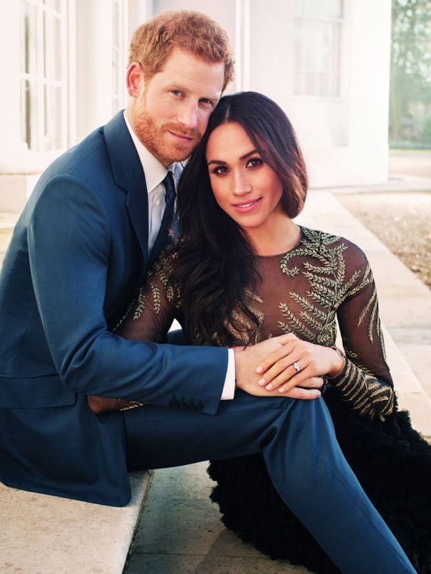 Astrologer Linda Joyce Charts The Royal WeddingDay!